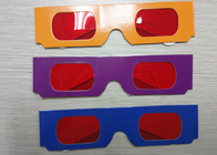 الصين Decoder Glasses for Sweepstakes and Prize Giveaways - Red / Red مصنع