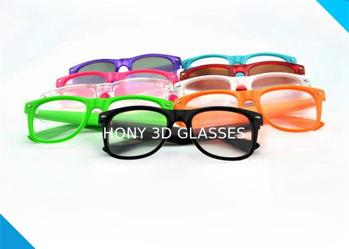 Style Prism Rave Parties Diffraction Glasses , 3d Firework Glasses
